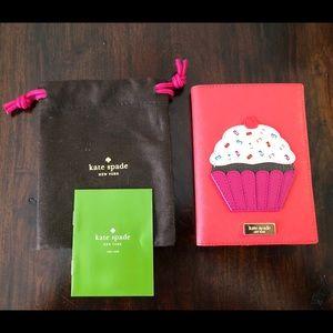Kate Spade cupcake passport holder **Brand New **